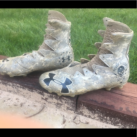 Under Armour Shoes - Under Armour Men's foot ball cleats